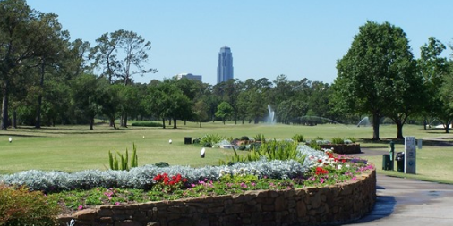 Memorial Park Golf Course <br>(Swing by Swing Photo)