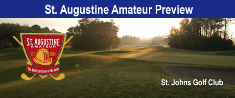 St. Augustine Amateur tees off Friday