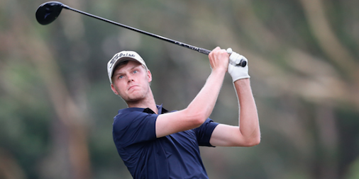 Cameron Davis <br>(Golf Australia Photo)
