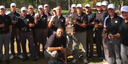 Victorious Team PGA <br>(Tennessee Golf Association Photo)