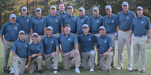 Team GSGA from the Billy Peters Cup Matches <br>(GSGA Photo)