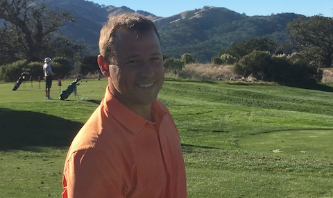 Joe Deraney leads the Stocker Cup after firing 68 at <br>The Preserve Golf Club in Carmel