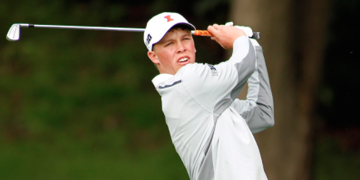 Nick Hardy and Illinois hold onto to the <br>top spot in the Bushnell Golfweek Coaches Poll <br>(Golfweek Photo)
