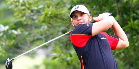 Luke Toomey <br>(Golf New Zealand Photo)
