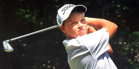 Florida commit Joseph Pagdin <br>(Golfweek Photo)