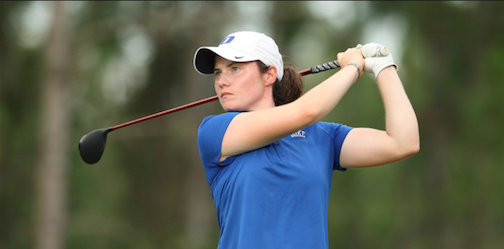 Leona Maguire <br>(Golfweek Photo)