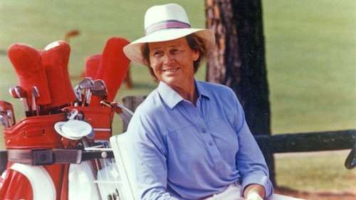 Peggy Kirk Bell (LPGA photo)