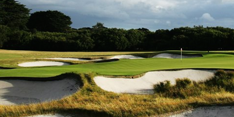 Royal Melbourne Golf Club <br>(Golf Australia Photo)