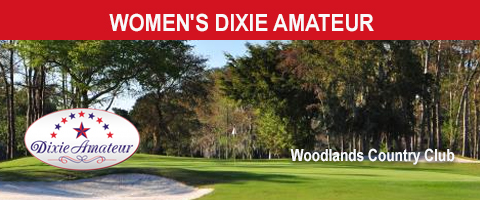 Linnea Strom leads a strong Dixie Women's Amateur field