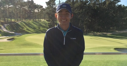 Nicholas Noya <br>(AmateurGolf.com Photo)
