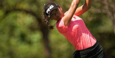 15-year-old Yujeong Son <br>(PGA.com Photo)