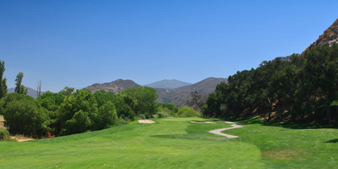 No. 5 at Sycuan Resort's Oak Glen Course <br>(Sycuan Resort Photo)
