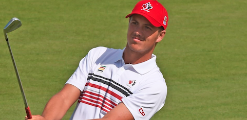 Hugo Bernard <br>(Golf Canada Photo)