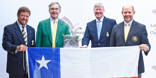 Prince of Wales Country Club was awarded the 2018 LAAC <br>(LAAC Photo)
