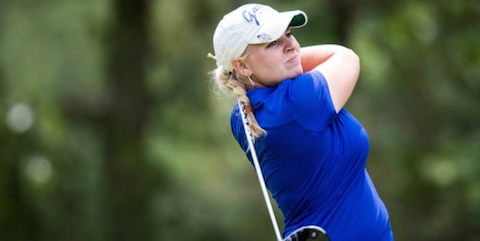 Florida's Samantha Wagner <br>(USGA Photo)