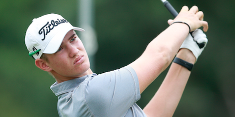 Josh Armstrong at Avondale Golf Club <br>(Golf Australia)
