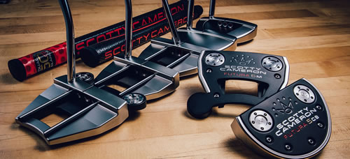 A look at the new Scotty Cameron Futura Putters for 2017