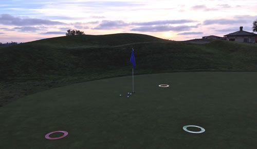 EyeLine Golf Short Game Targets Review