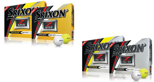 Srixon Z-STAR and Z-STAR XV 2017 Golf Ball Review and Video