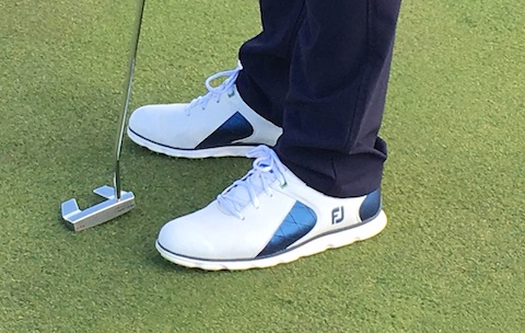 FootJoy Pro SL Golf Shoes Review and Video