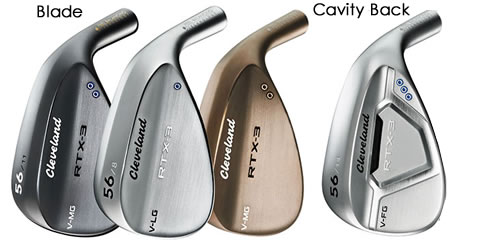 Cleveland RTX-3 Wedge Review and Video
