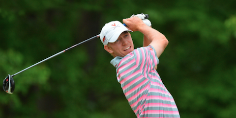 Jimmy Stanger will play in his first PGA Tour event <br>at his hometown Valspar Championship <br>(Virginia Athletics Photo)
