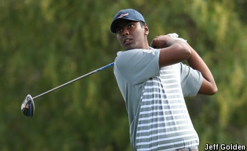 Pepperdine sophomore Sahith Theegala <br>(Pepperdine Athletics Photo)