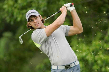 Caylum Boon will square off against Christo Lamprecht <br>in Friday's title match <br>(Southern Cape Golf Union Photo)