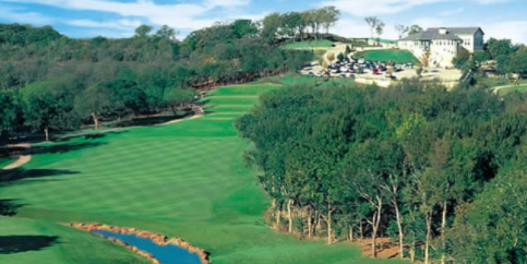 No. 1 at Sky Creek Ranch Golf Club <br>(Sky Creek Ranch Golf Club Photo)