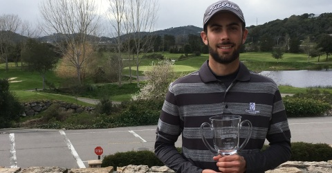 Connor Blick Wins AGC Wine Country Cup