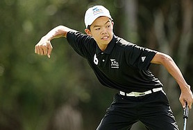 Krando Nishiba at the <br>2015 PGA Junior League Golf Championship <br>(Golfweek Photo)