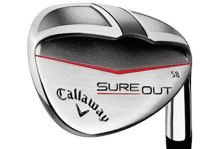 Callaway Announces Sure Out Wedges