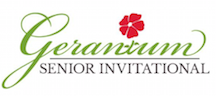 Geranium Senior Invitational