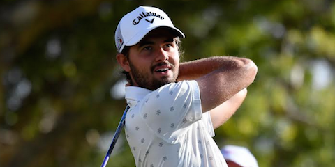 Curtis Luck <br>(Golf Australia Photo)