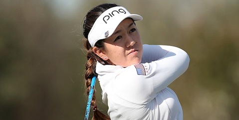Hannah O'Sullian <br>(Golfweek Photo)