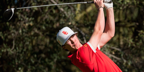 USC junior Sean Crocker <br>(USC Athletics Photo)