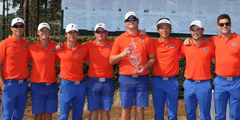 No. 4 Florida has won four-times this year <br>(Florida Athletics Photo)