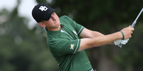 Baylor is 26-under after two rounds at the Linger Longer Invitational <br>(Baylor Athletics Photo)