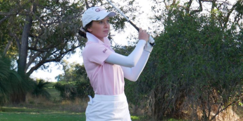 Becky Kay <br>(Golf West Australia Photo)