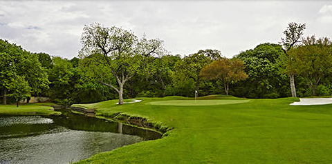 The Clubs of Prestonwood's Hills Course<br>(The Clubs of Prestonwood Photo)