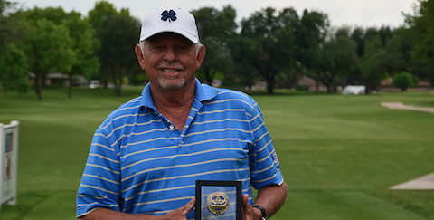 Champion Wayne Wright <br>(TXGA Photo)