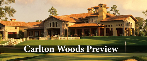 The Carlton Woods Invitational begins Tuesday