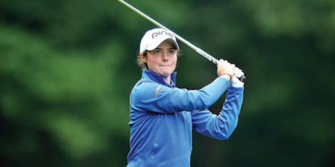 Duke junior Leona Maguire <br>(Golfweek Photo)
