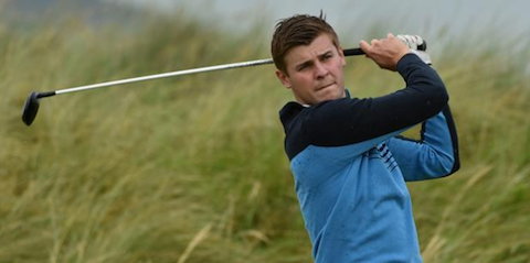 Jack Pierse is among the semifinalist <br>(Golfing Union of Ireland Photo)