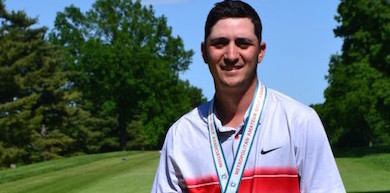 2016 winner Sam Migdal <br>(Metropolitan Amateur Golf Association Photo)