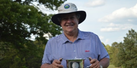 Paul Simson has won 32 Carolinas Golf Association titles <br>(CGA Photo)