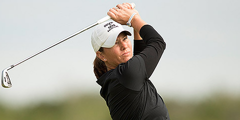 Mid-amateur standout Meghan Stasi <br>(FSGA Photo)