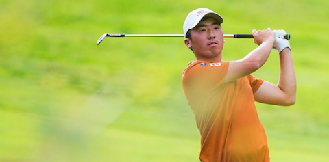 Texas junior Doug Ghim <br>(Texas Athletics Photo)