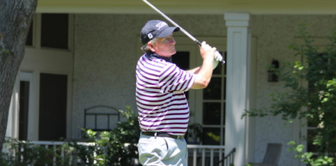 Two-time defending champion Todd Hendley <br>(SC Golf Association Photo)