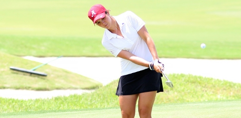 Cheyenne Knight of Alabama <br>(Alabama Athletics Photo)